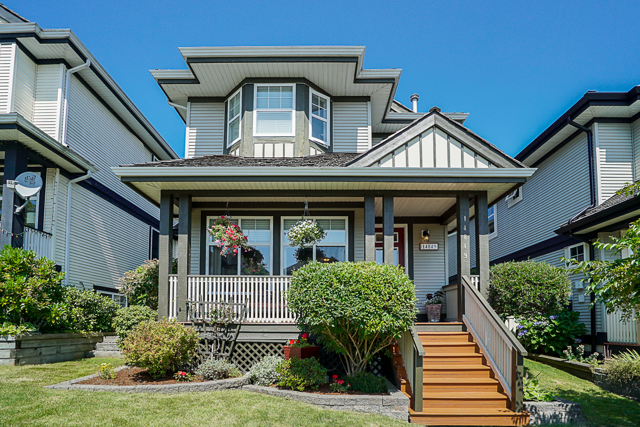 Just Listed 14849 57a Ave Surrey BC