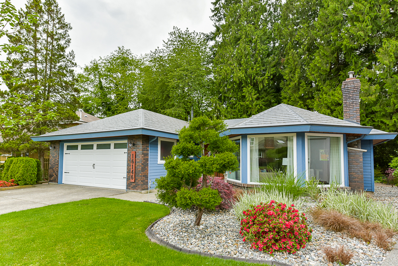 Just Listed in Fraser Heights 16146 Brookside Grove Surrey BC