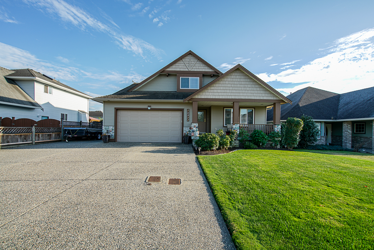 Just Listed 26972 24a Ave Langley BC