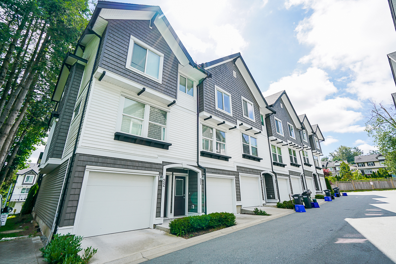 Just Listed in Blackberry Walk. 21 6089 144th St Surrey