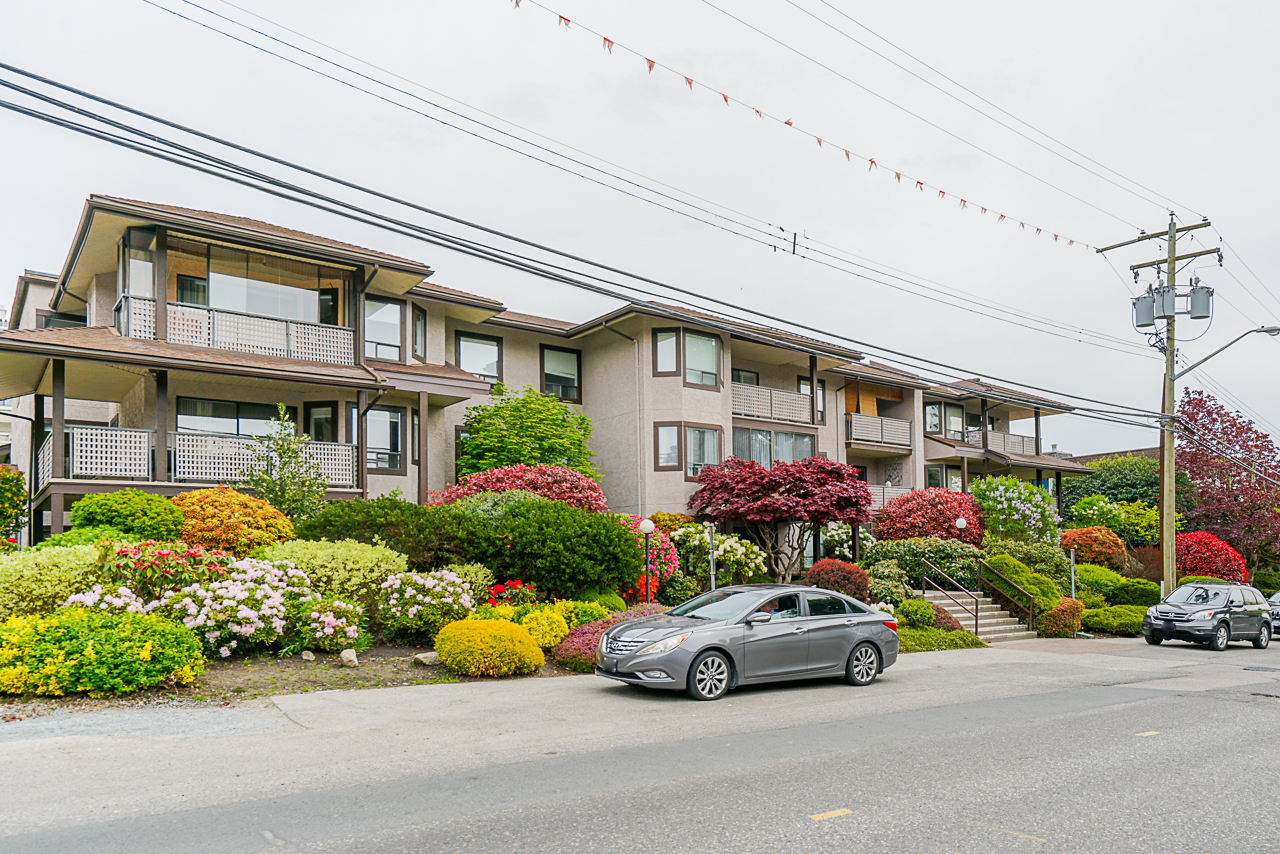 Just Listed in White Rock.  303 1460 Martin Street White Rock BC